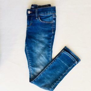 Old Navy Medium Wash Super Skinny Jeans